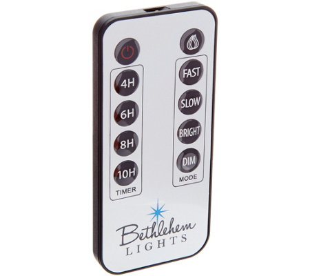 Bethlehem Lights Touch Candle Remote Control