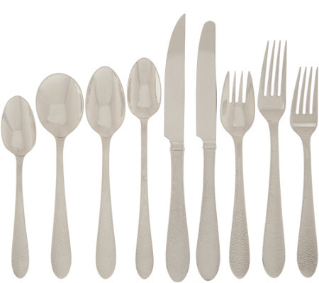 Lenox 18/10 Stainless Steel 112-Piece  Flatware Set