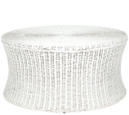 Ruxton Cocktail Ottoman by Valerie