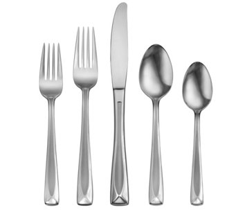 Oneida 45-piece Satin Lincoln Flatware Set - H290008