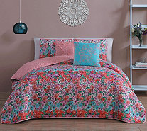 Avondale Manor Juliette 5-Piece King Quilt Set - H290708