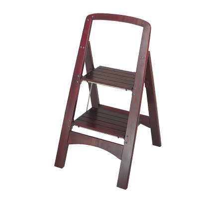 Cosco Two-Step Rockford Wood Step Stool