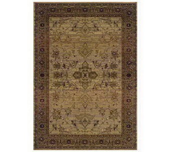 "Sphinx Antique Heriz 6'7"" x 9'1"" Rug by Oriental Weavers - H139709"