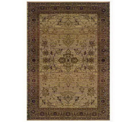 "Sphinx Antique Heriz 6'7"" x 9'1"" Rug by Oriental Weavers"