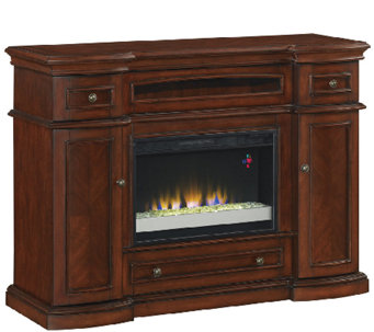 ChimneyFree Montgomery Media Mantel Fireplace Heater - H282409