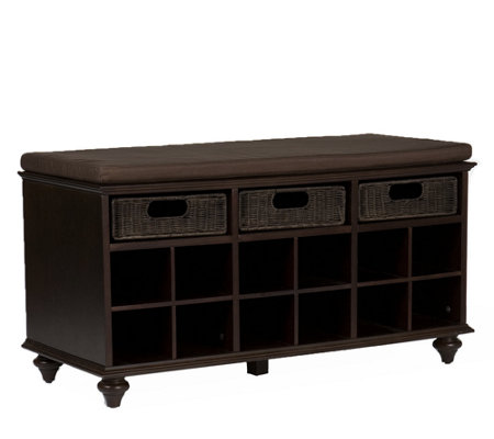 Preston Storage Bench