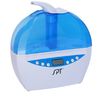 SPT Digital Ultrasonic Humidifier with Hygrostat Sensor - H287209