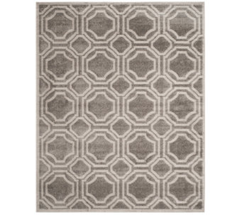 Safavieh Indoor/Outdoor Geometric Tile 8' x 10'Area Rug - H288409