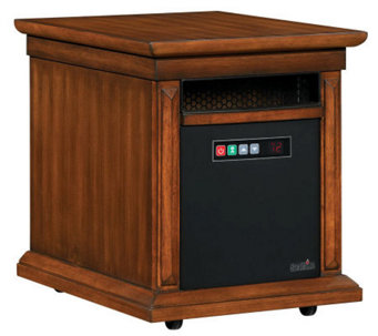 Duraflame Livingston Quartz Heater with Remote - H353309
