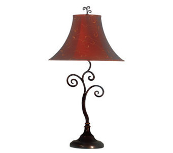 "Kenroy Home 30"" Richardson Table Lamp - H161910"
