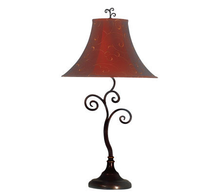 "Kenroy Home 30"" Richardson Table Lamp"