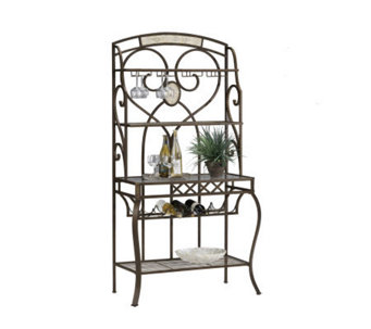 Hillsdale Furniture Brookside Baker's Rack - H162110