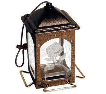 Meadow Rose Bird Feeder - H177610