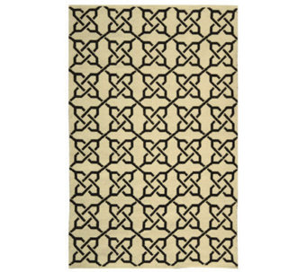 Thom Filicia 6' x 9' Tioga Recycled Plastic Outdoor Rug - H186510