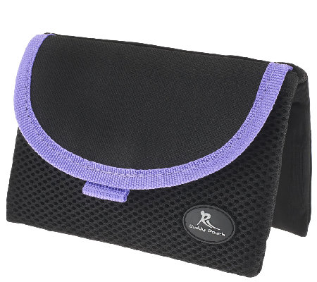 On the Go Belt-Free Pouch by Lori Greiner