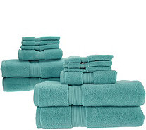Northern Nights 12 Piece 100% Cotton Towel Set - H214210