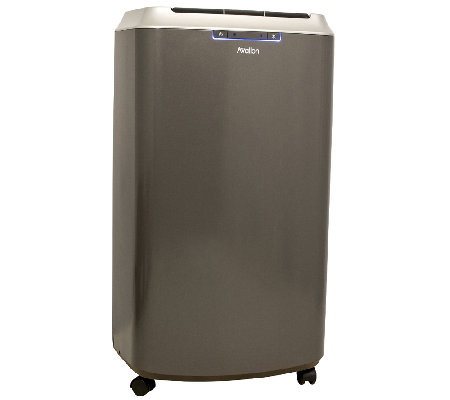 Avallon 14,000BTU No-Drain Portable Air Conditioner Invisimist