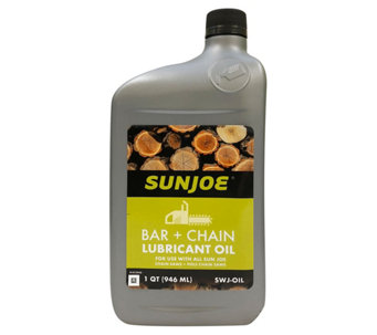 Sun Joe SWJ-OIL Chain Saw Bar Chain & SprocketOil, 1-Quart - H286310