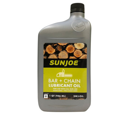Sun Joe SWJ-OIL Chain Saw Bar Chain & SprocketOil, 1-Quart