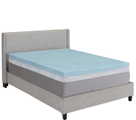 "ComforPedic by Beautyrest 3"" Gel Memory Foam Twin Topper"