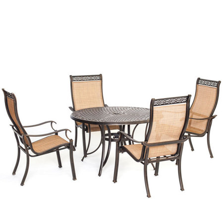 Cambridge Legacy 5-Piece Outdoor Dining Set