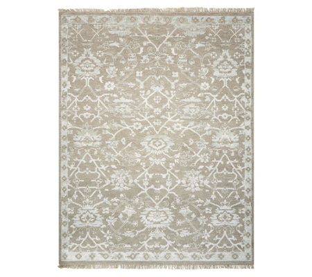 "Nourison Elan Contemporary Area Rug 5'6"" x 8' by Valerie"