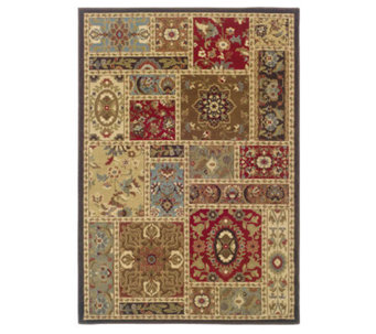 Oriental Weavers Anne 1'10&quot x 2'10&quot TraditionalRug - H355210