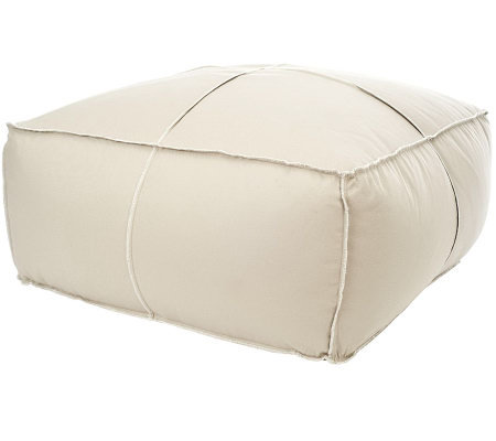Large Poof Floor Pillow
