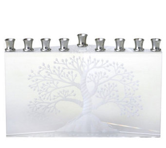 "Copa Judaica Etz Chaim ""Tree of Life"" Menorah - H144511"