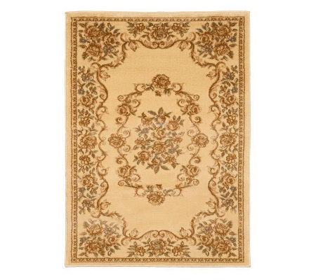 Treasures by Shabby Chic Floral 2'7 x 7'10 Rug