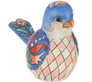 Jim Shore Heartwood Creek Choice of Colorful Bird Figurine