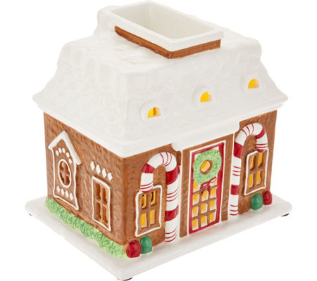 HomeWorx by Harry Slatkin Choice of Gingerbread House Warmer
