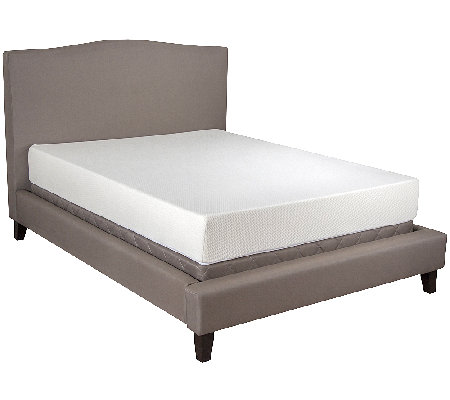 "PedicSolutions 10"" Essentials Memory Foam Ful lMattress"