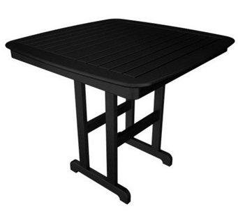 "POLYWOOD Nautical 44"" Counter Table - H349911"