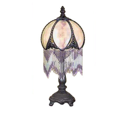 "Victorian-Style 14""H Accent Lamp"