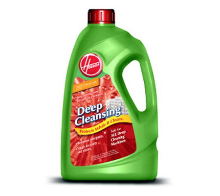 Hoover Deep Cleansing Carpet/Upholstery Detergent - 128 oz