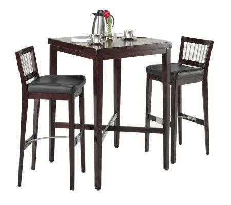 Home Styles Coffee Finish Pub Table