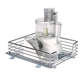 "Household Essentials 14-1/2"" Sliding Under-Cabinet Organizer - H142512"