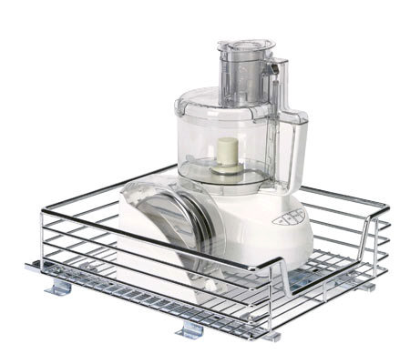 "Household Essentials 14-1/2"" Sliding Under-Cabinet Organizer"