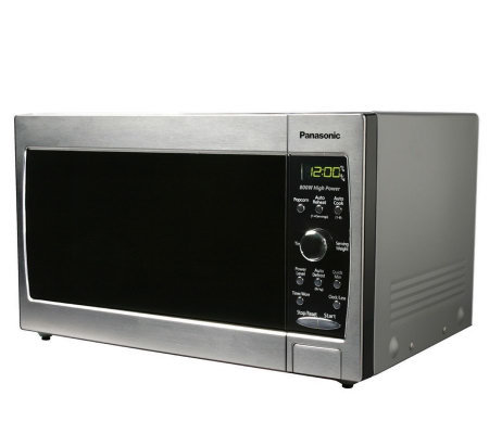 Panasonic Compact Size 0 8 Cu Ft Microwave Oven