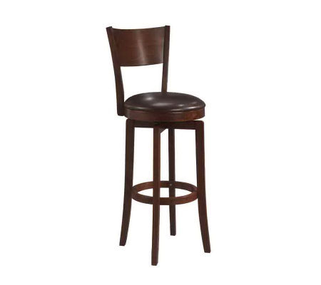 Hillsdale Furniture Archer Swivel Bar Stool