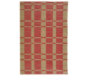 Thom Filicia 6' x 9' Chatham Recycled Plastic Outdoor Rug - H186512