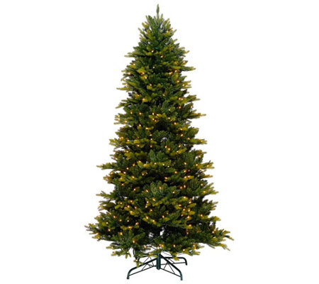 Bethlehem Lights 9' Noble Spruce w/ Swift Lock & Multi-Functions