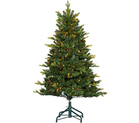 Bethlehem Lights 5' Grand Fir Tree with Swift Lock Technology