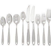 Lenox 18/10 Stainless Steel 110 Piece Service for 12 Flatware Set - H210012