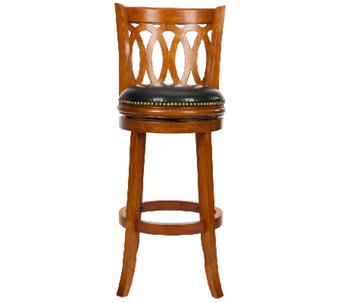Baldwin Oak Bar Stool by Valerie - H284912
