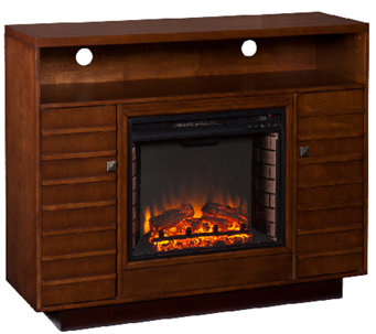 Glendale Media Console Electric Fireplace - H285512