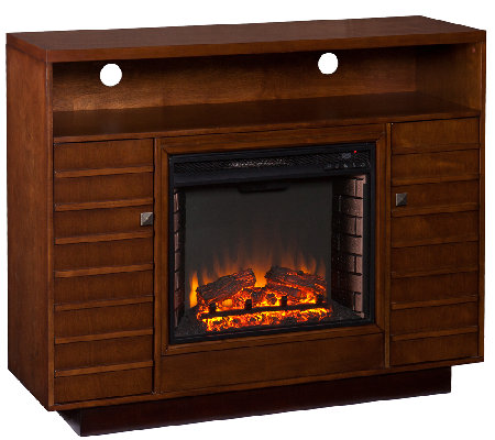 Glendale Media Console Electric Fireplace
