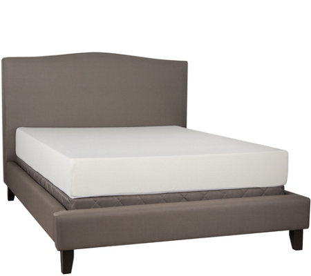 "PedicSolutions 10"" Twin Gel Foam Mattress"