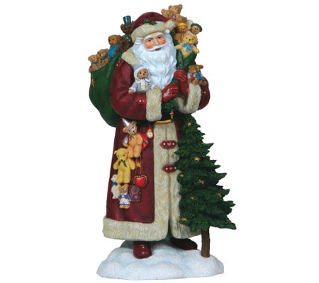 Limited Edition Santa and Friends Figurine byPipka